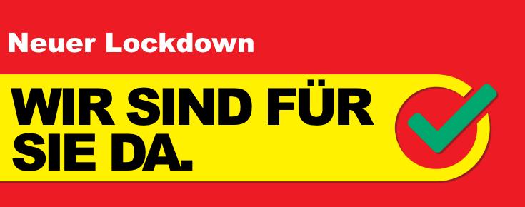 Neuer Lockdown