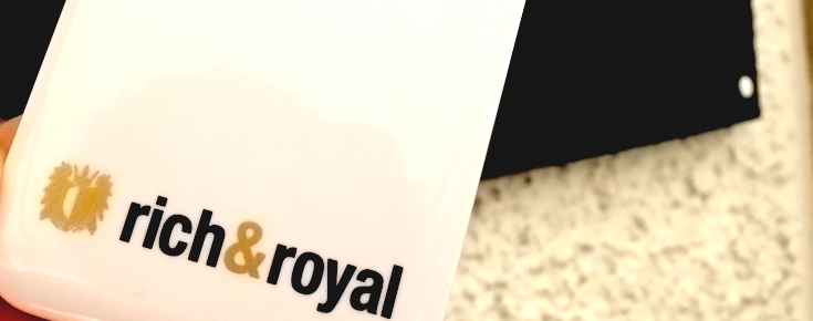rich&royal iphone